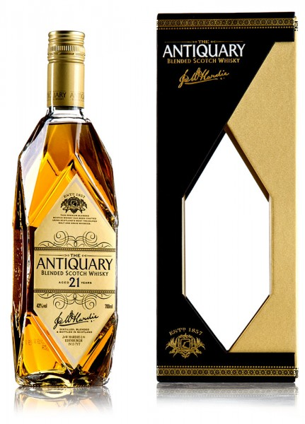 The Antiquary 21 Jahre