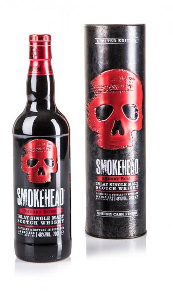 Smokehead Sherry Bomb