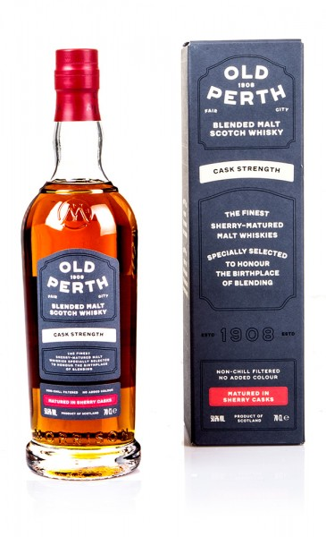 Old Perth Cask Strength Sherry Casks 58,6%