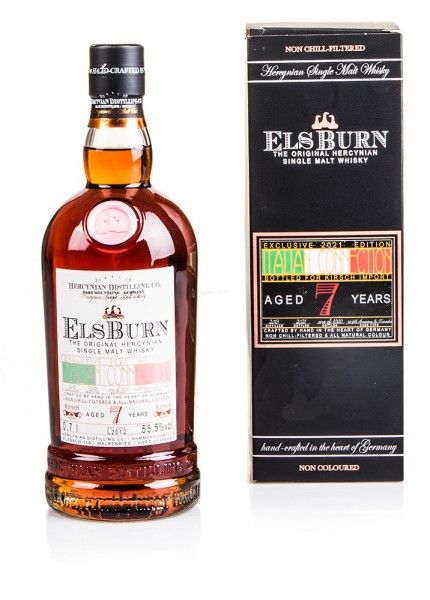 Elsburn 7 Jahre Italian Colection 55,5%