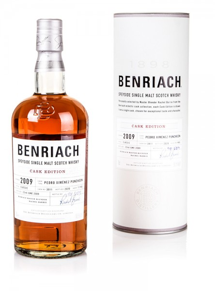 BenRiach 2009 Cask Edition