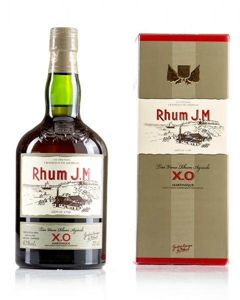 J.M Rum Agricole X.O