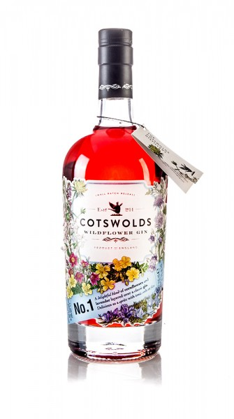 Cotswolds Wildflower Gin