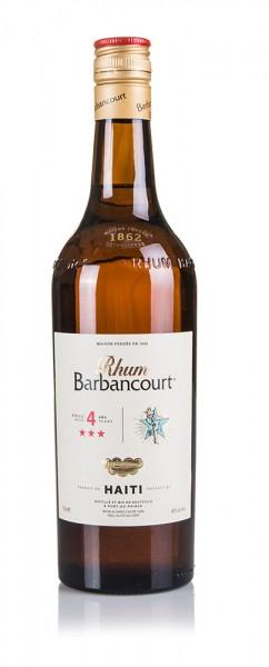 Barbancourt Rum 4 Jahre
