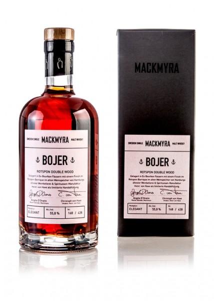 Mackmyra Rotspon Double Wood - BOJER