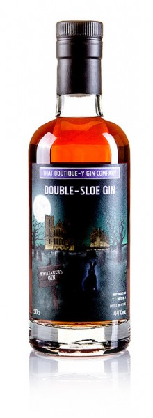 Double-Sloe Gin - Whittaker's Gin (That Boutique-y Gin Company)