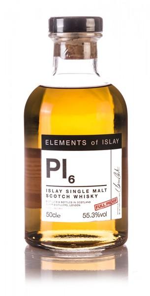 Port Charlotte Elements of Islay PI6 55,3 vol.