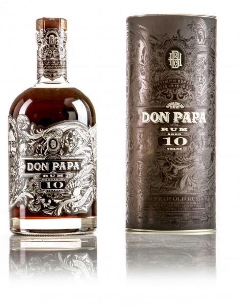 Don Papa Rum - 10 Jahre