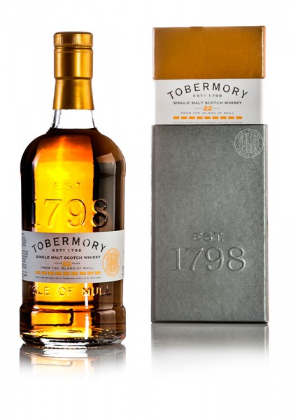 Tobermory 22 Jahre Port Cask Finish