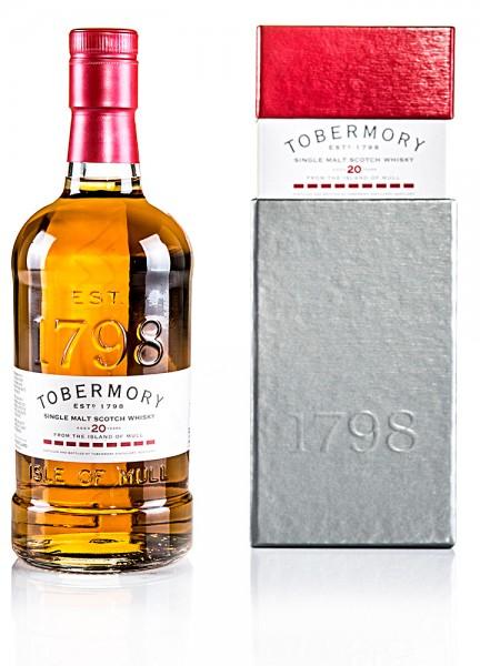 Tobermory 20 Jahre Sherry Cask Finish