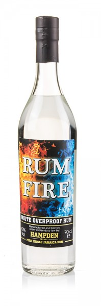 Hampden Rum Fire
