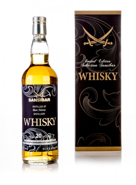 Ben Nevis 1996 Sansibar Whisky
