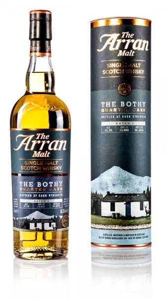 The Arran - The Bothy Quarter Cask Batch 2
