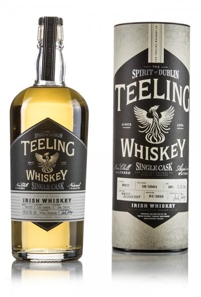 Teeling 2004/2016 Single Cask - Burgundy White