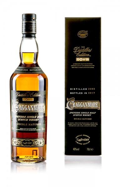 Cragganmore Distillers Edition 2005/2017 Port Wine Casks