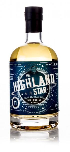The Highland Star - Millennial Range TE 001 50% (North Star Spirits)