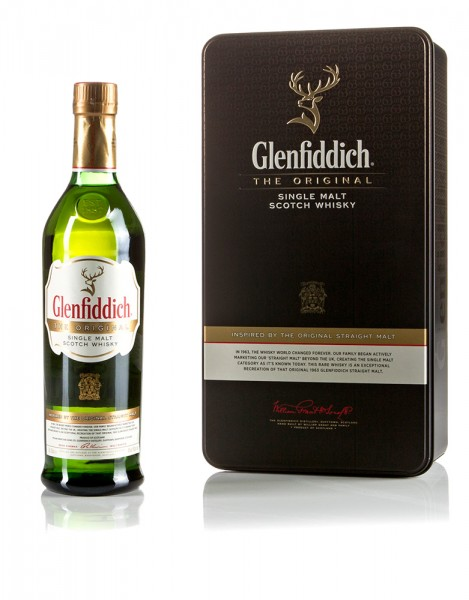 Glenfiddich The Original - Inspired By The Straight Malt of 1963