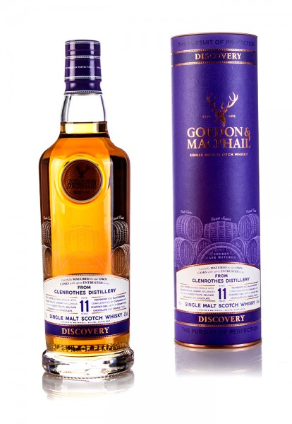 Glenrothes 11 Jahre Gordon & MacPhail - Discovery