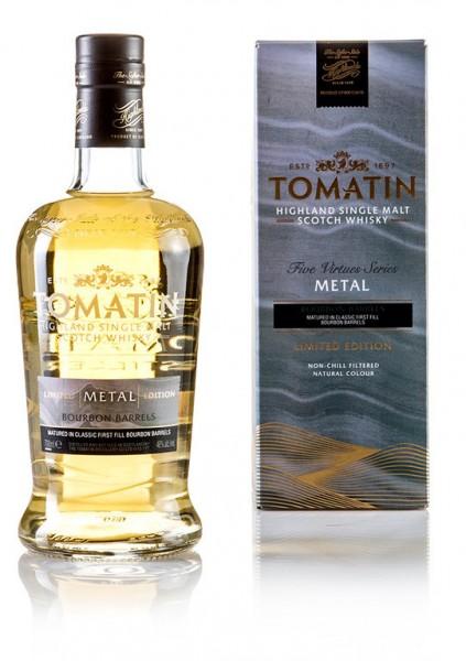 Tomatin Metal (Five Virtues)