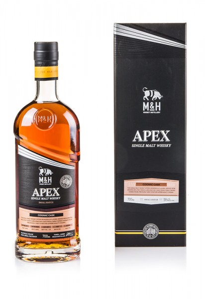 The Milk & Honey - Apex Cognac Cask 59,4%