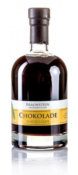 Braunstein Chokolade Whiskylikör
