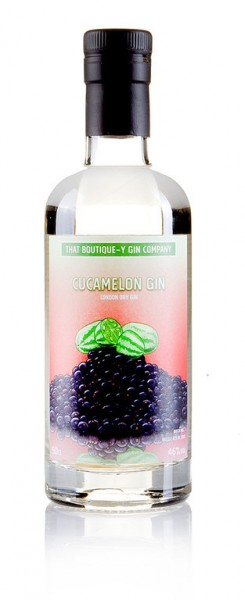 Cucamelon Gin Batch 1 (That Boutique-y Gin Company)
