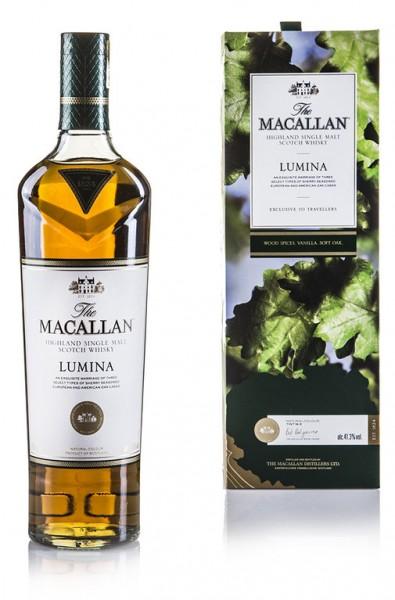 Macallan Lumina - Bottled for Global Travel Retail Exclusive