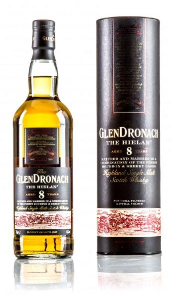 GlenDronach 8 The Hielan