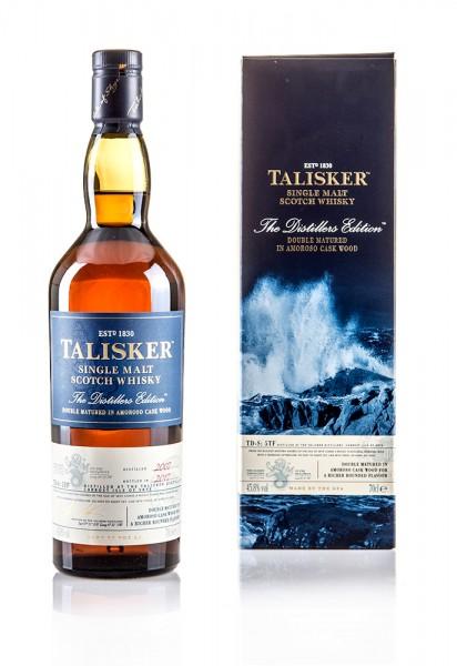 Talisker Distillers Edition 2007/2017